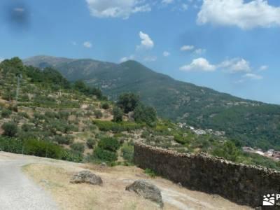 Cascadas Gavilanes,Garganta Chorro;Mijares;excursiones en cuenca puente de constitucion pueblos aban